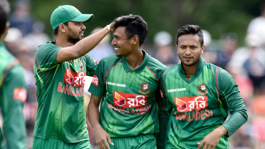 Many of the Bangladesh players made significant gains in the latest ODI rankings