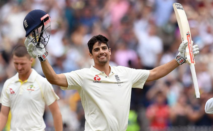 Alastair Cook won 24 of his 59 Test matches as captain