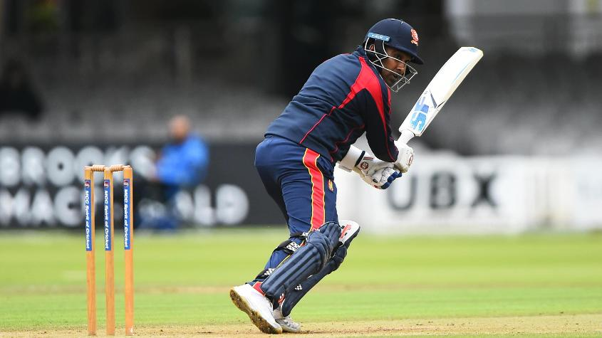 Mahela Jayawardene played the only innings of substance for MCC in the game against Nepal