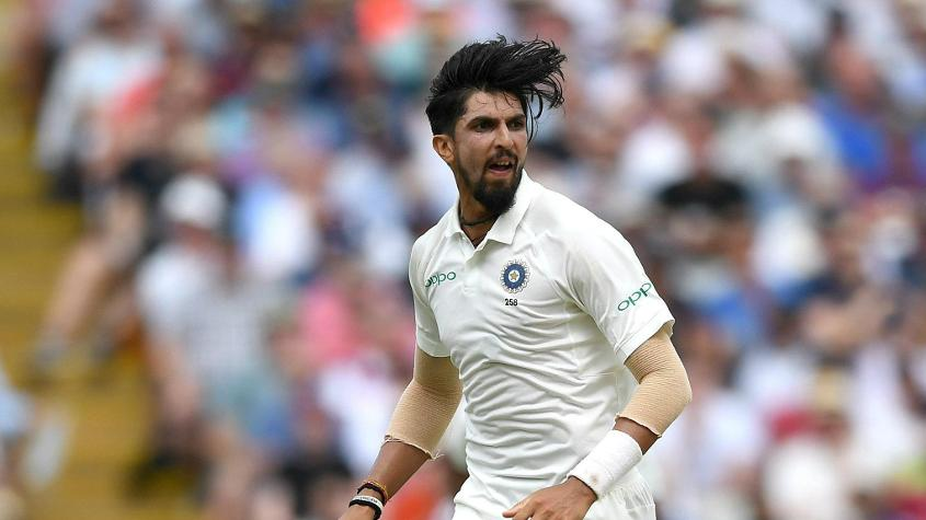 Ishant Sharma found guilty of breaching ICC Code of Conduct