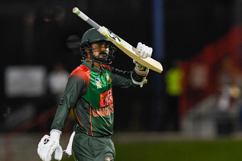 Liton Das brought up his maiden T20I fifty in the victorious T20I series-decider against West Indies, scoring 61 off just 32
