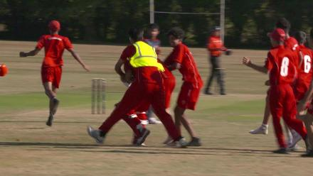 U19CWCQ Europe Div 2: Denmark v Norway – Winning moment