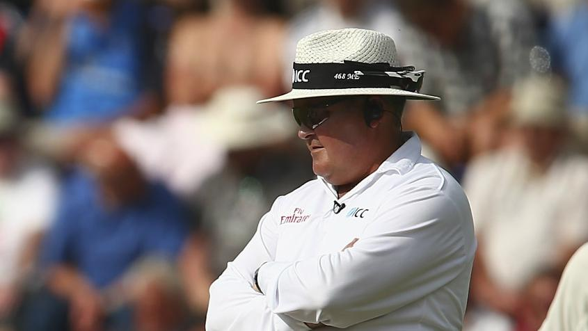 """""""I still remember my days as a first-class cricketer representing Boland and how I took to umpiring"""