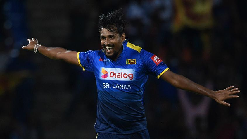 Suranga Lakmal picked up three wickets, including the prized wicket of David Miller in the final over