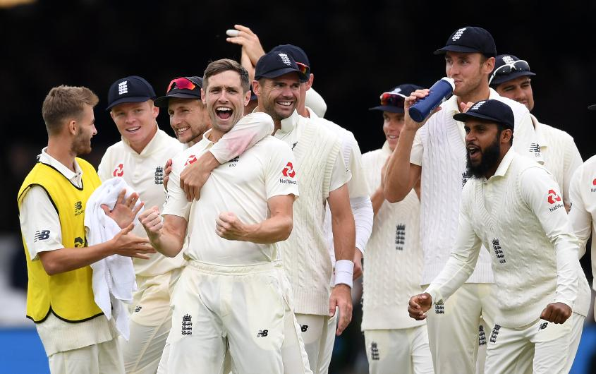 Chris Woakes was sensational on his return to the side