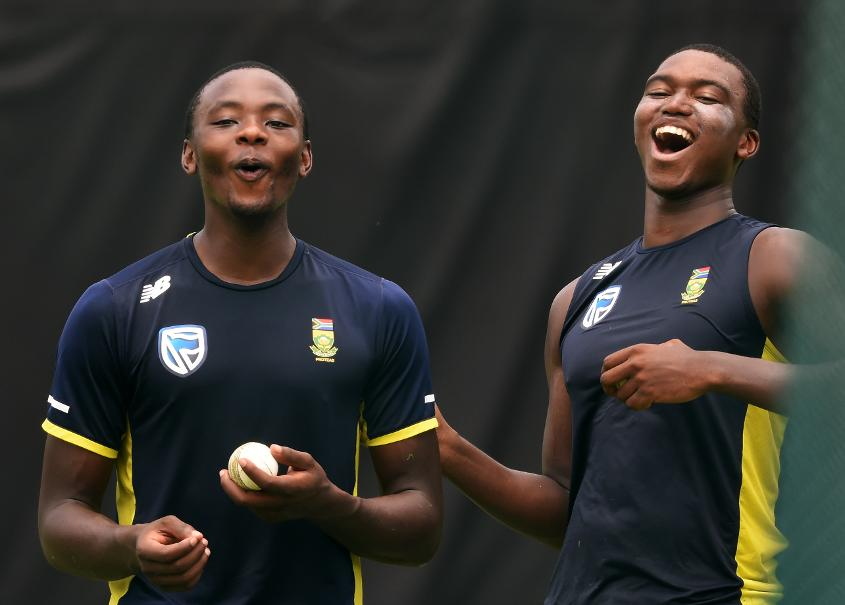 Rabada and Ngidi are two of three South Africans to feature in the top 10