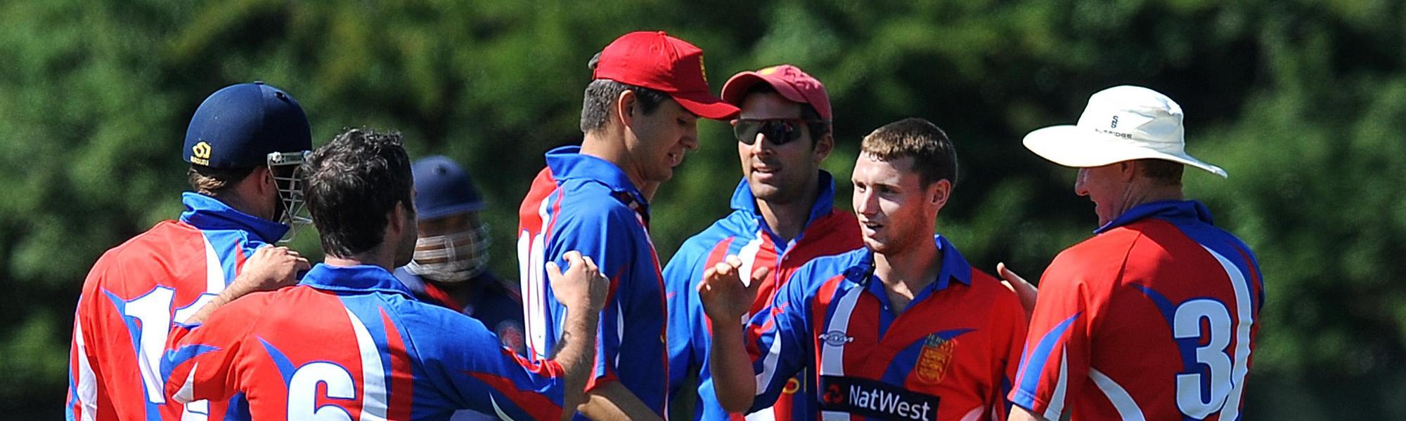 Jersey T20 squad