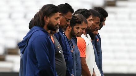 On Thursday, the Indians took time out to remember Ajit Wadekar, the former India captain who passed away at 77