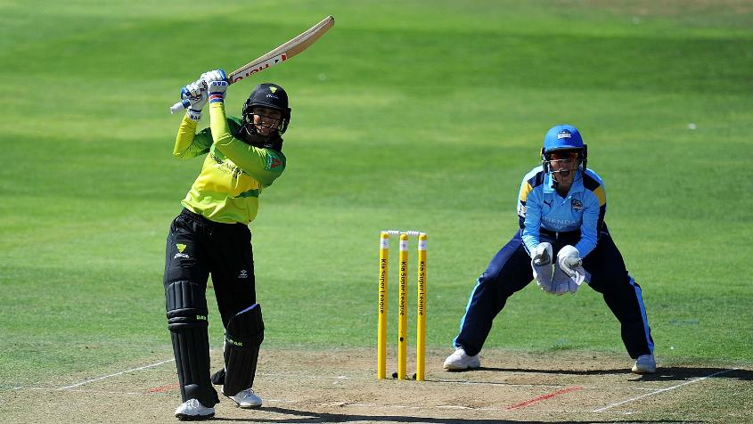 Storm will miss the services of Smriti Mandhana on Finals Day