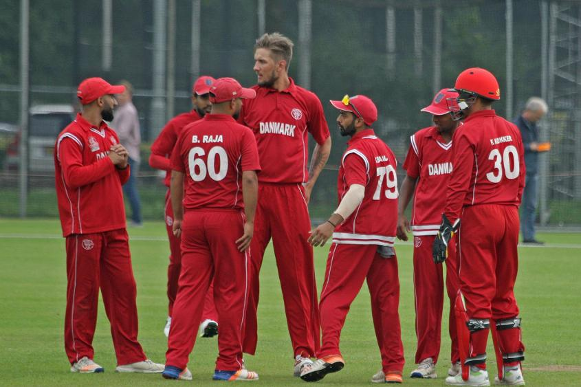 Denmark captain Hamid Shah will be a key batter to watch out for