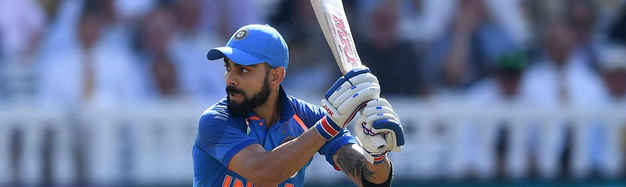Following scores of 75, 45 and 71, Virat Kohli has strengthened his position at the top in the batsmen rankings