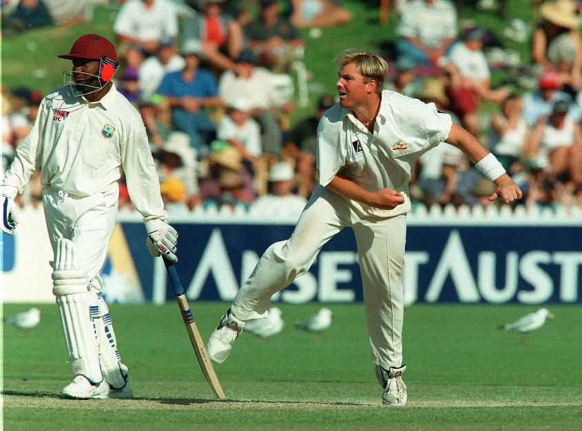 'He was, and still is, regarded as the best leg-spinner to play the game' - Lara