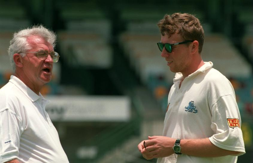 Reid officiated in 50 Tests and 98 One Day Internationals as an ICC referee.