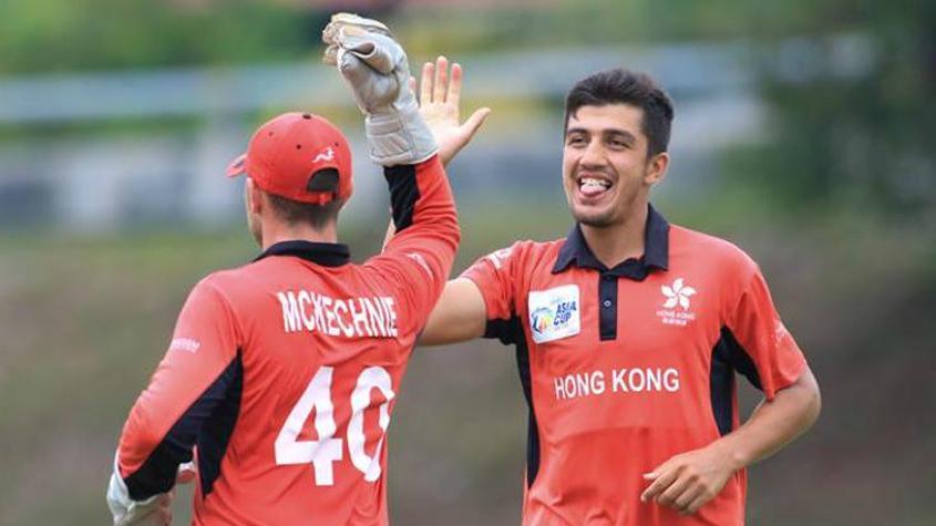 Aizaz Khan returned outstanding figures of 5/28