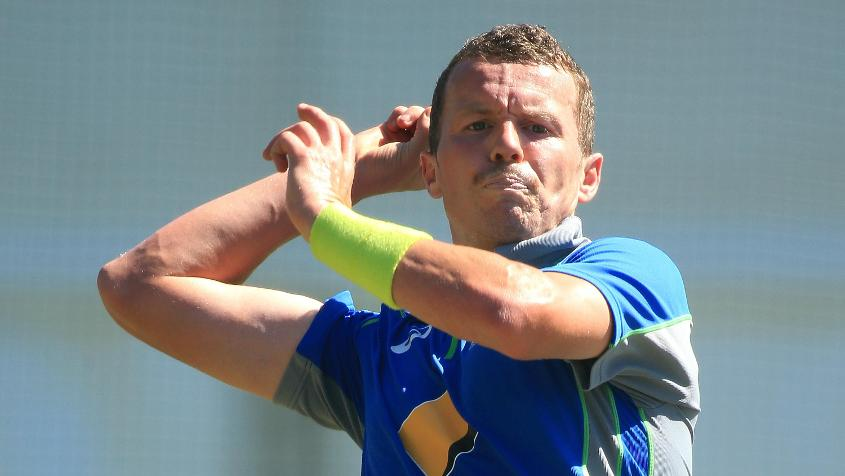 Peter Siddle has been given a chance to add to his 62 Test appearances