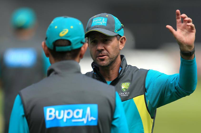 Ponting has coached as part of the current Australia set-up