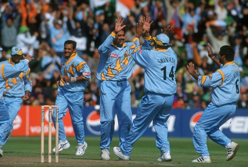 Shane Warne is the only leg-spinner to have taken more Cricket World Cup wickets than Anil Kumble