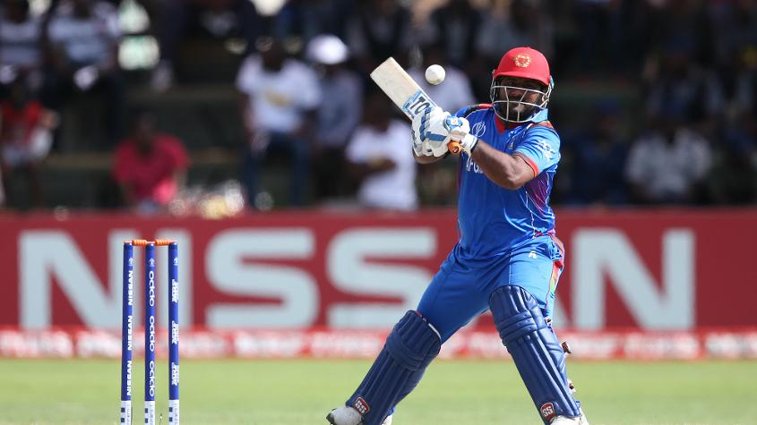 Mohammad Shahzad, the attacking opening batsman, will be a prized wicket for opposition bowlers