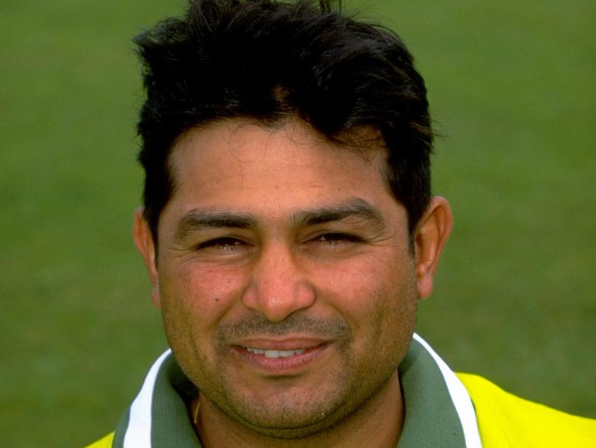 Mushtaq Ahmed impressed during the 1992 final against England