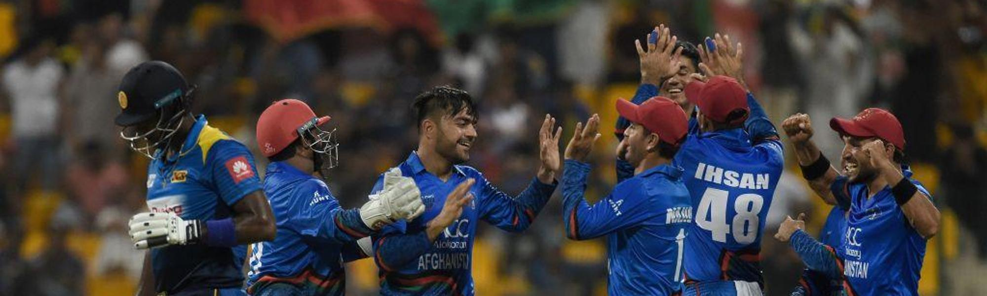 Rashid Khan and Mujeeb Ur Rahman are in form for Afghanistan
