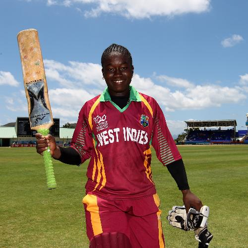 45 – Balls faced by Deandra Dottin for her epic 112*