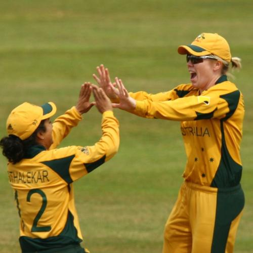 48 – Highest seventh-wicket stand in ICC WWT20s