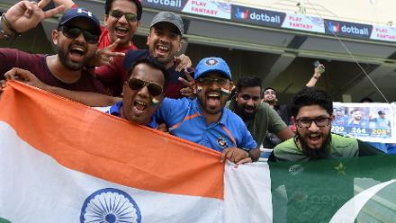 The encounter was a treat for the full-house at the Dubai International Cricket Stadium