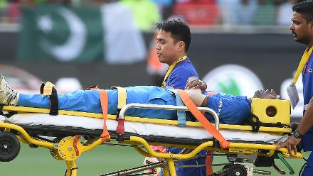 Unfortunately for India, an excellent display with the ball was marred by Hardik Pandya's injury