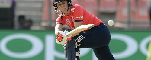 24 – Number of matches in which Charlotte Edwards led England, the most as captain