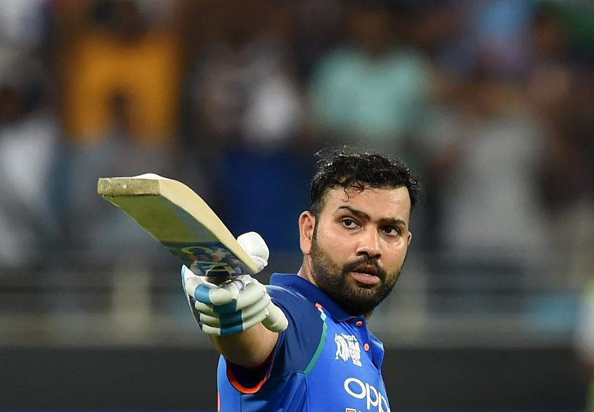 Rohit Sharma is enjoying the captaincy in the absence of Virat Kohli