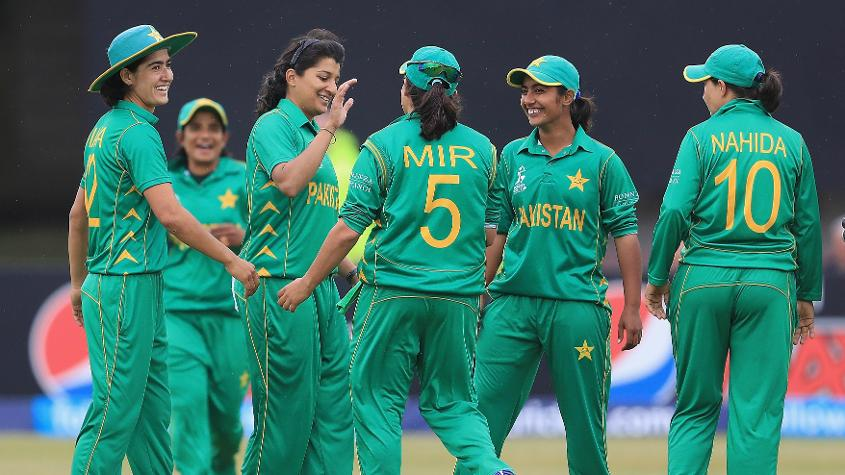 Pakistan Women are ranked seventh in the ICC Women's Team Rankings