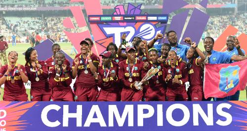 23 – Number of matches played in Women's World T20 2016