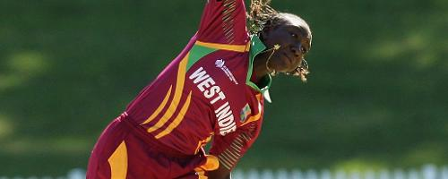28 – Stafanie Taylor's first WWT20 wicket came with figures of 1/28