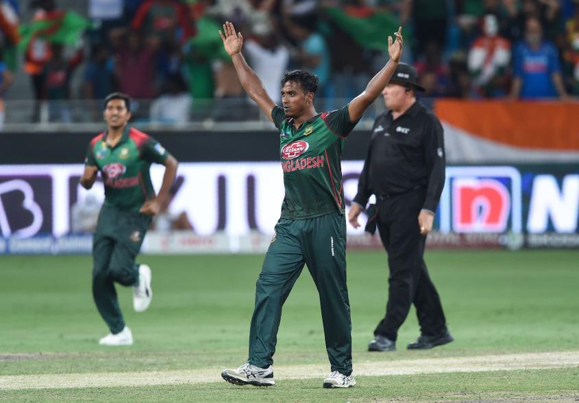 Bangladesh struck regularly throughout
