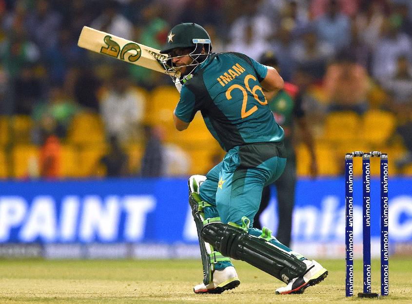 Pakistan's Imam-ul-Haq has gained 15 places to reach a career-best 27th position