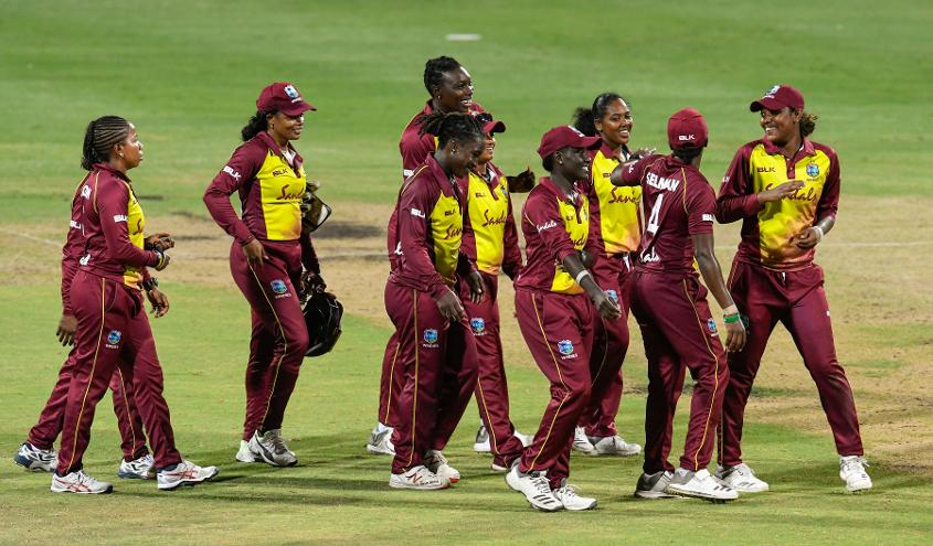 The Windies are leading the five-match T20I series 2-0