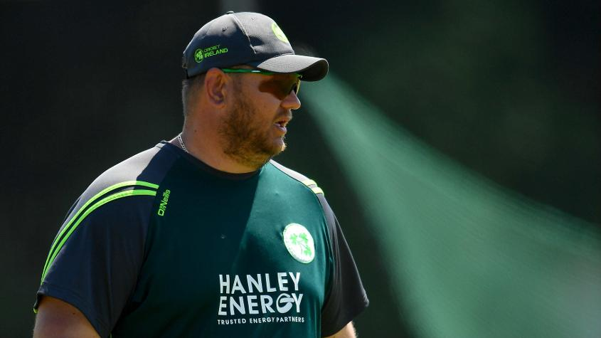 'It is important to ensure the younger players are surrounded by experienced heads' – Aaron Hamilton
