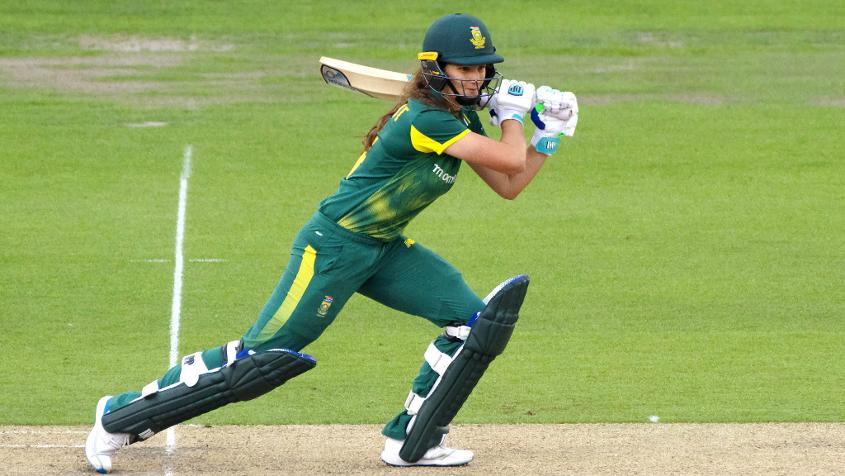Wolvaardt scored an unbeaten 54 to finish the job for South Africa