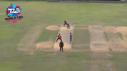 ICC World Twenty20 Asia Region Qualifier B:  Singapore's AnanthaKrishna bags impressive 4/14 against Malaysia
