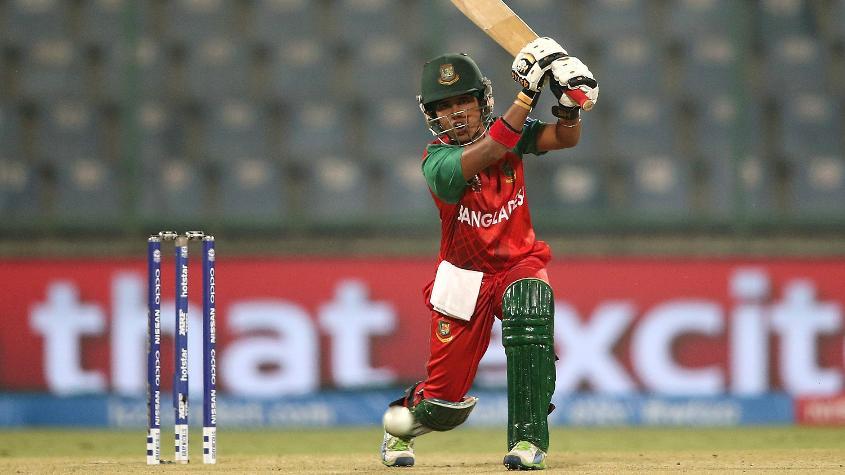 Fargana Hoque top-scored for Bangladesh with an 81-ball 48