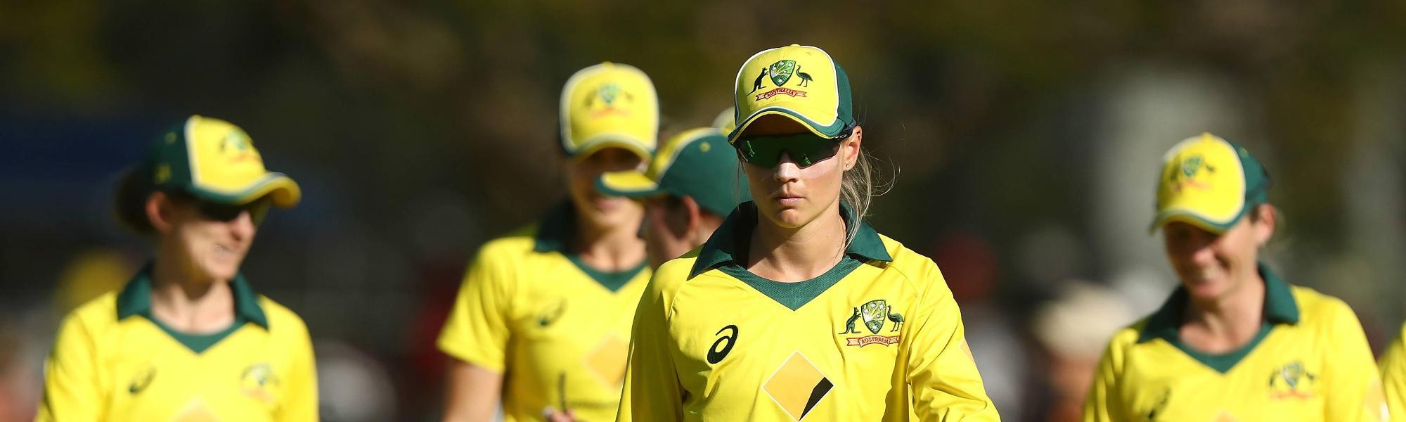 Australia women's squad