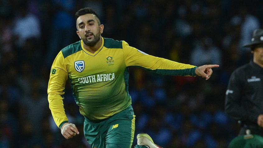 Tabraiz Shamsi has a chance to impress the team management