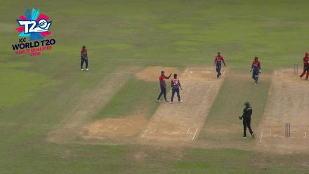 ICC World T20 Asia Region Qualifier B: Nepal's Sandeep Lamichhane takes 4/16 v Singapore
