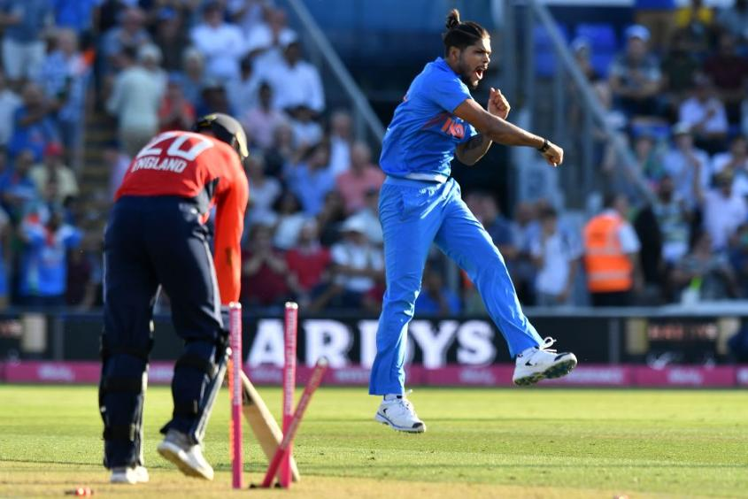 Yadav has played in 73 ODIs for India