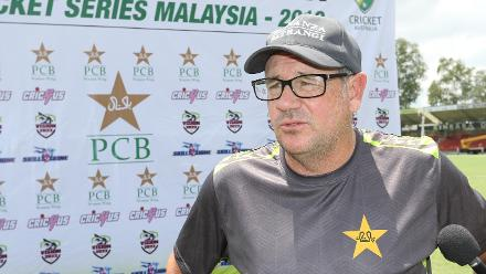 Pakistan head coach Mark Coles will want his team to bring their A game to the table against Australia