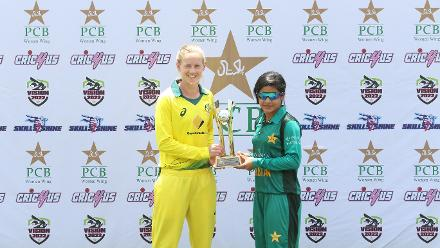 Pakistan and Australia will face each other in their opening fixture of the ICC Women's World Twenty20 2018 on 10 November