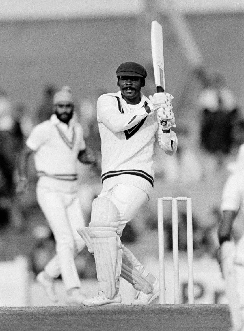 Gordon Greenidge was on-song during the 1979 World Cup versus India