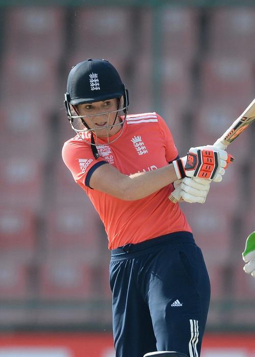 31 – Charlotte Edwards' final T20I score
