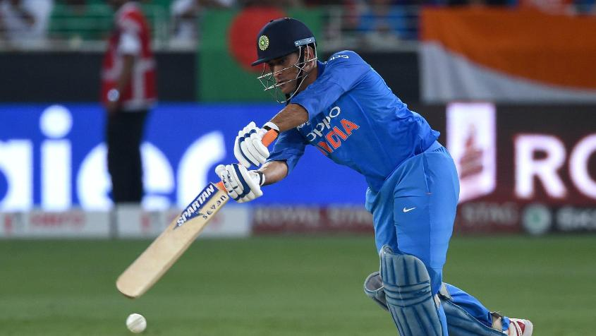 Dhoni holds the record for most wins as India captain in ODIs