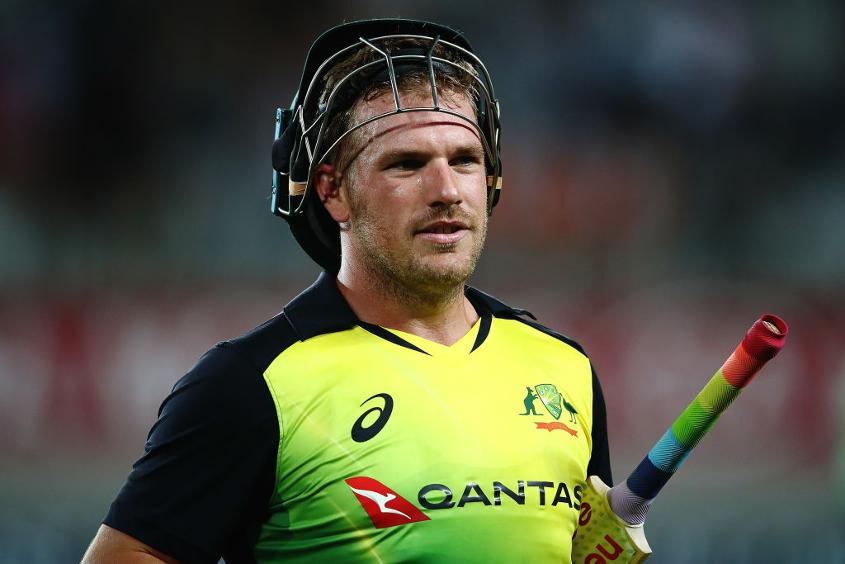 Aaron Finch, the No.2 T20I batsman in the world, is the leader of the Australia team in more ways than one
